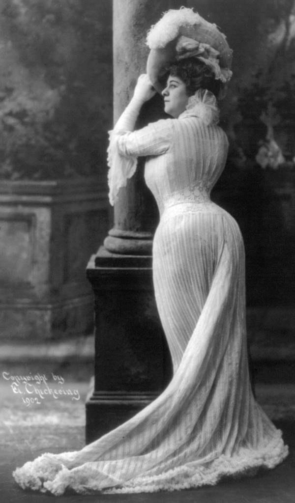 História da Moda Victorian