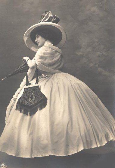 moda era vitoriana para mulheres