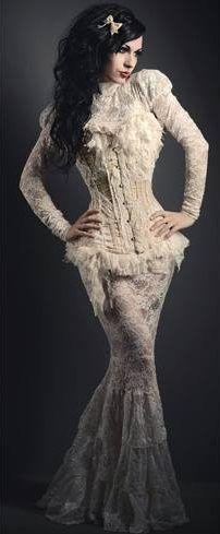Vestidos Vintage Victorian
