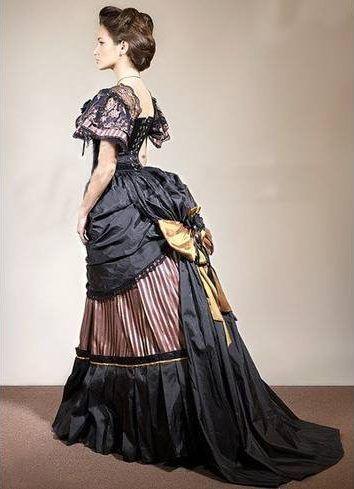 vestido vintage Victoria