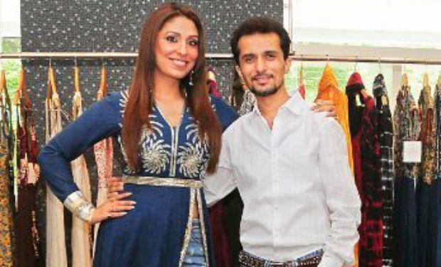 Vijay rana: o designer hyderabadi minimizando o mundo da alta costura