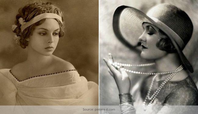 Forma do vintage: o que era moda em 1920?