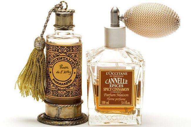 Perfumes Vintage ainda em produção