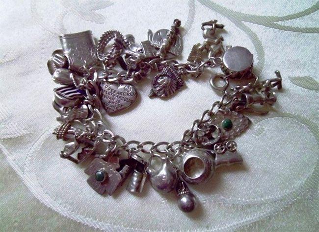 Encantos para pulseiras