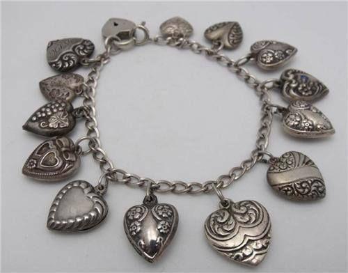 pulseiras vintage