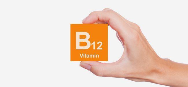 Deficiência de vitamina b12 - causas, sintomas e tratamento