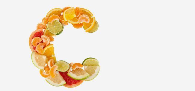 C deficiência de vitamina - causas, sintomas e tratamento