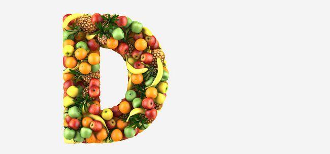 A vitamina d deficiência - causas, sintomas e tratamento