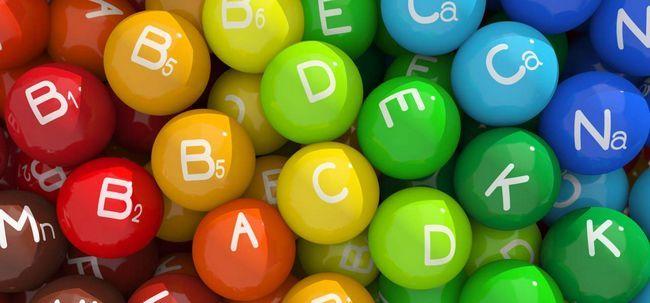 Vitamina deficiência - causas, sintomas e tratamento