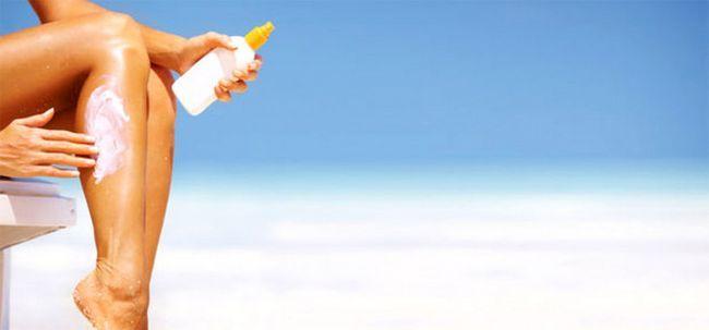 Protetor solar à prova d`água: fatos revelados