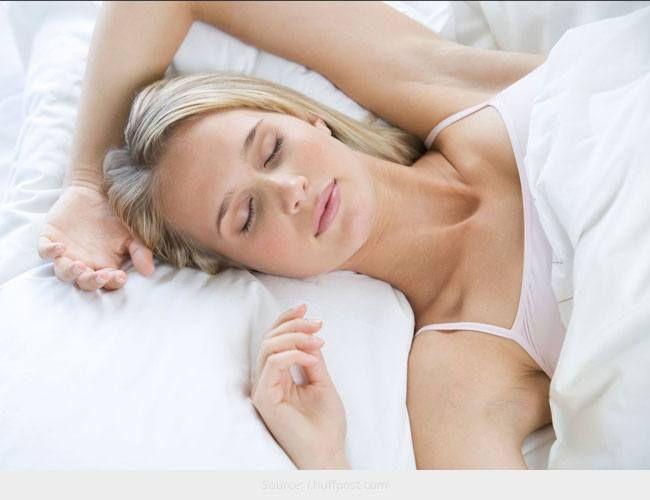 Vestindo um sutiã durante o sono - um amigo de inquietação ou hábito torturado?