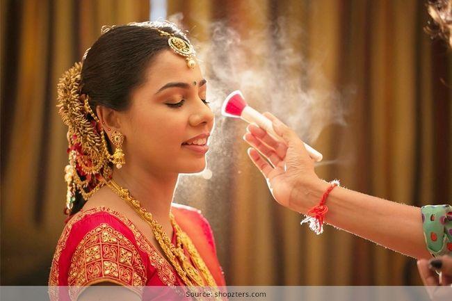 Composição do casamento hacks seu especialista em maquiagem nunca iria dizer-lhe