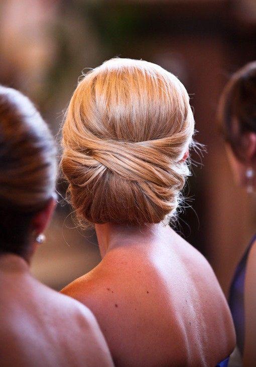 Melhor Forma Updos - penteado Updo elegante para o casamento