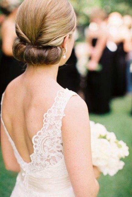 Updos para o casamento - Romantic Updos casamento 2013 - 2014