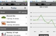 Livestrong Calorie Tracker - Minha placa