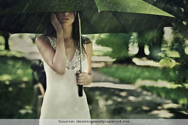Que roupa para evitar a época das chuvas