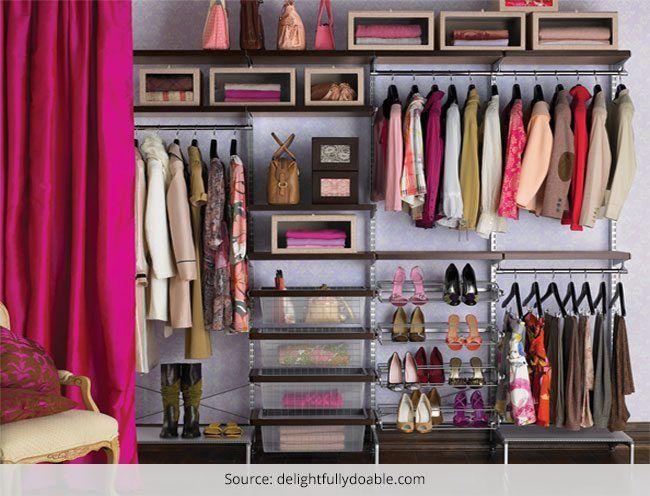 O que o seu armário diz sobre você?
