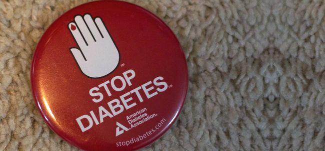 O que é ada (american diabetes association) dieta?