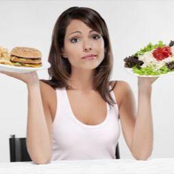 Qual é o seu partido personalidade comida?