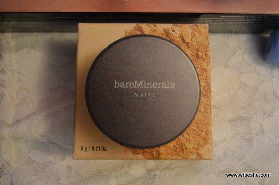 BareMinerals Matte 15 SPF