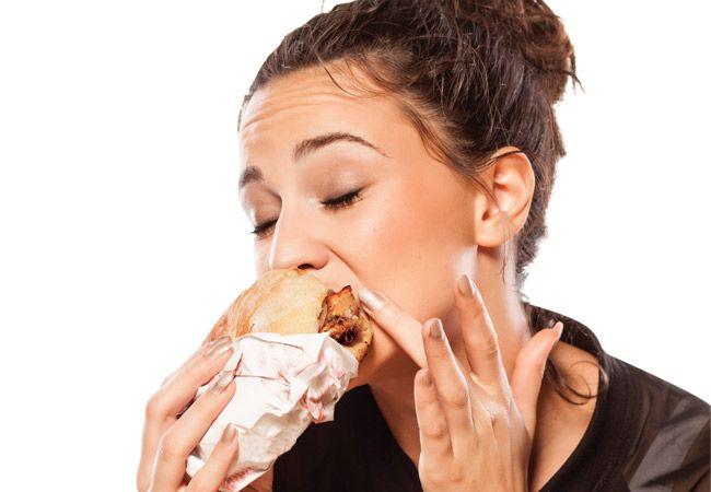 O que fazer após uma farra alimentar