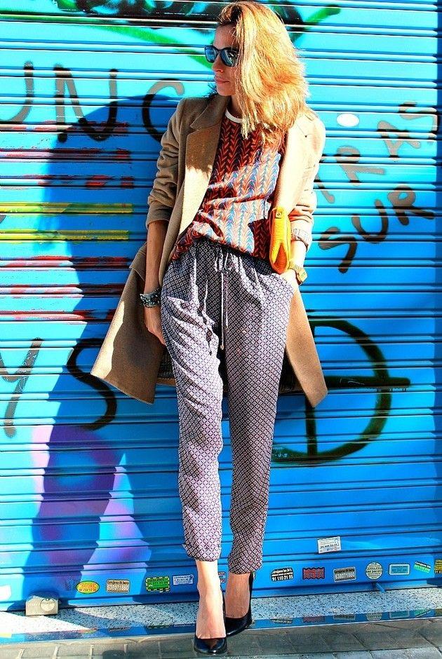 Impresso Idea Outfit para o Outono de 2014