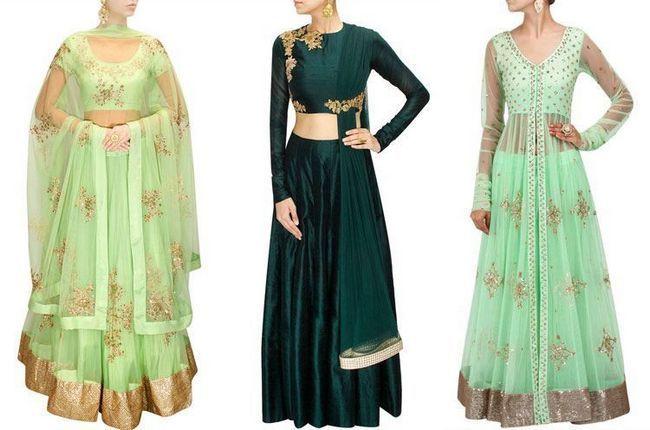 O que vestir para uma cerimônia de mehndi