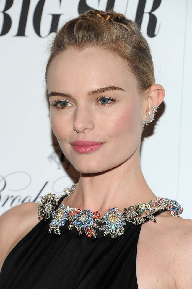 Kate Bosworth`s Braided Fauxhawk
