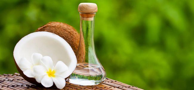 Por que você deve usar óleo de coco fracionado?