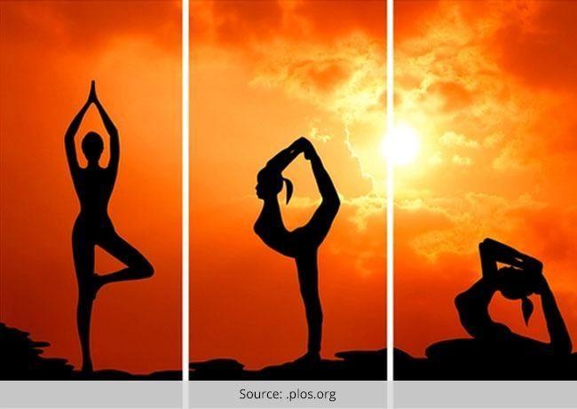 Yoga para reduzir a inflamação em sobreviventes de câncer de mama