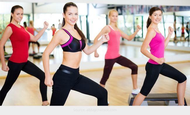 Yoga vs aeróbica para perda de peso