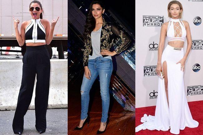 Suas declarações de moda de tendência em 2015