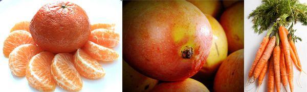 Da sua pele melhor amigo: frutas e legumes