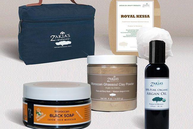 Produtos de marrocos fascinantes de zakia emitir todos os tratamentos spa - experimentado e testado!