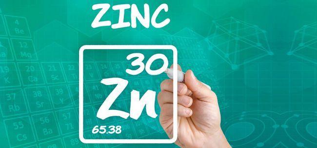 A deficiência de zinco - causas, sintomas, doenças e tratamento